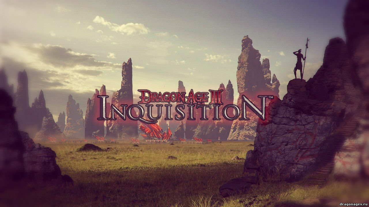 Dragon Age 3: Inquisition. Восторг разработчиков от Fostbite 2, превью