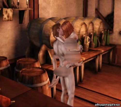 Dragon Age Мод Секс В Борделе
