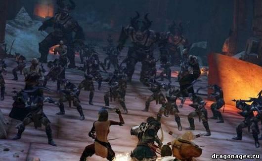 Генератор Сохранений Dragon Age: Origins, скриншот 2. Генератор.