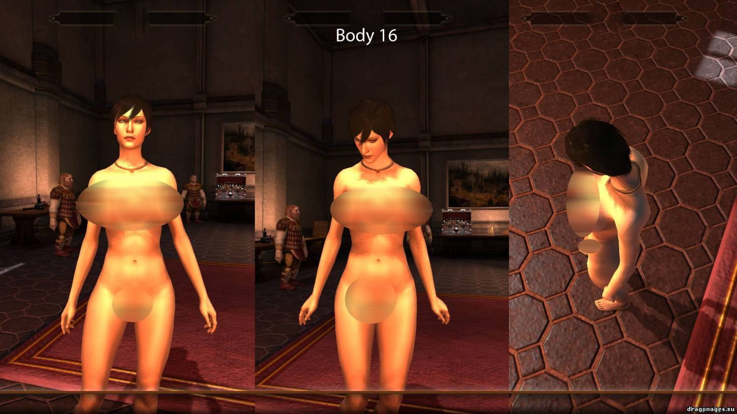 The darkness 2 nude mod naked image