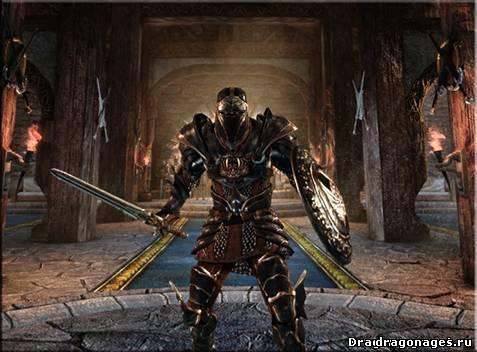 Dragon Age Origins Броня Мод