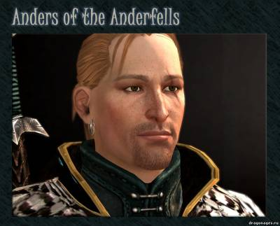 Anders of the Anderfels, скриншот 1