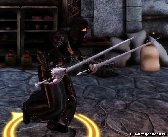 Assasin Armor and Rapiers для Dragon Age: Orgns, превью