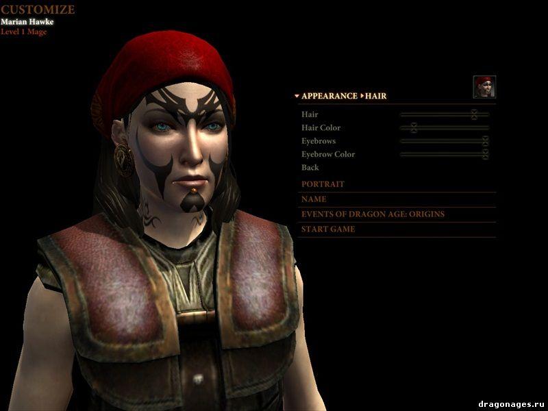 моды на Dragon Age 2 скачать - фото 11