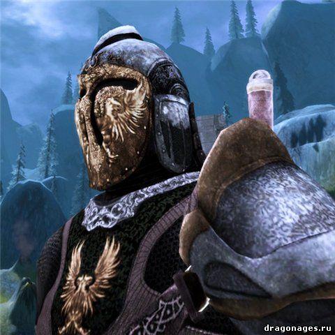 Броня для Серого Стража - Эльфа для Dragon Age: Origins, превью