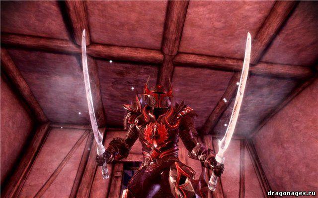 Броня кровавый ангел для Dragon Age: Origin, превью