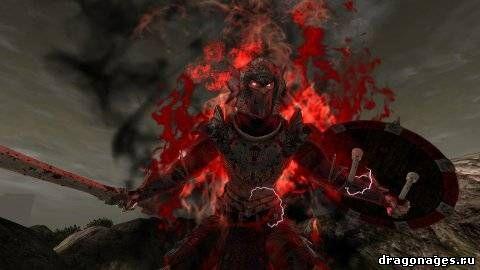 Элитная броня Серых Стражей, превью