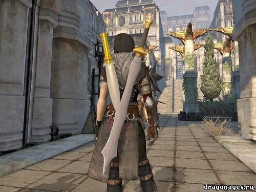 Ретекстур всего оружия в Dragon Age 2, превью