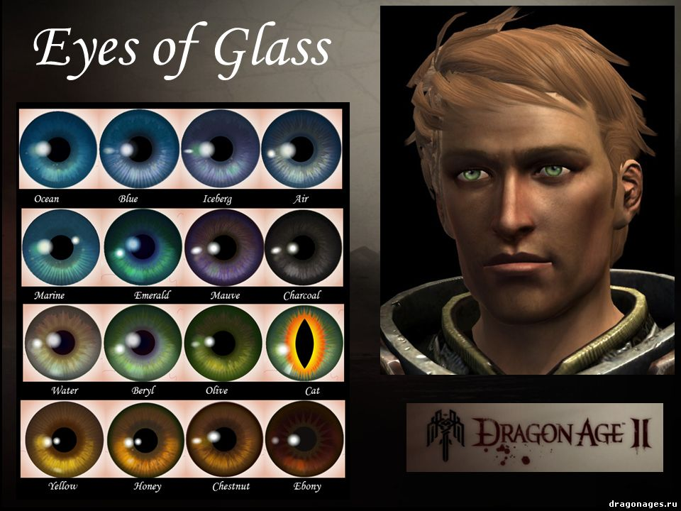 Eyes of Glass, превью