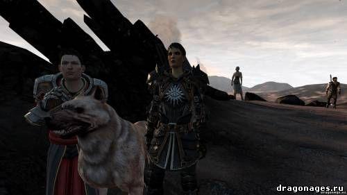 Dragon Age 2 новые компаньоны, превью
