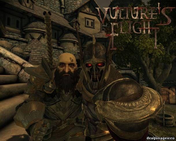 Снимать вещи с тел убитых в Dragon Age: Origins, превью