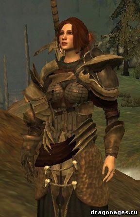 Призрачная броня для Dragon Age: Origins, превью