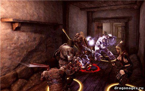 Алея смерти Dragon Age: Origins Новый квест, превью