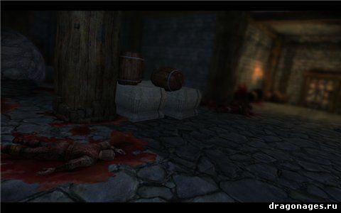 Уникальный квест для Dragon Age: Origins, превью