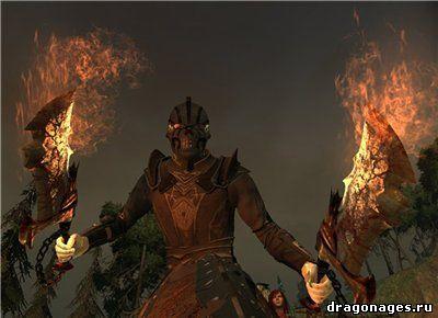 Набор преступного культа для Dragon Age: Origins, превью