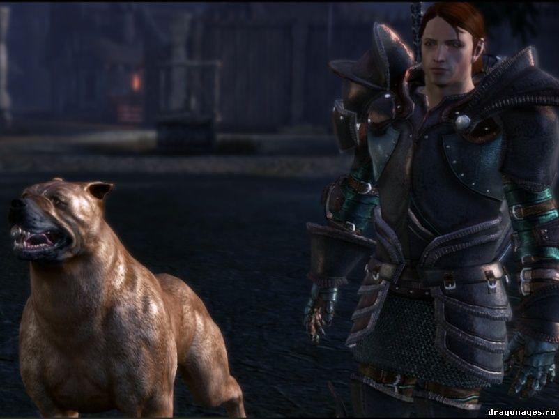 Сэр Гилмор и собака в Пробуждении, превью