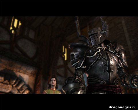 Броня темного Хромовника в Dragon Age: Origins, превью