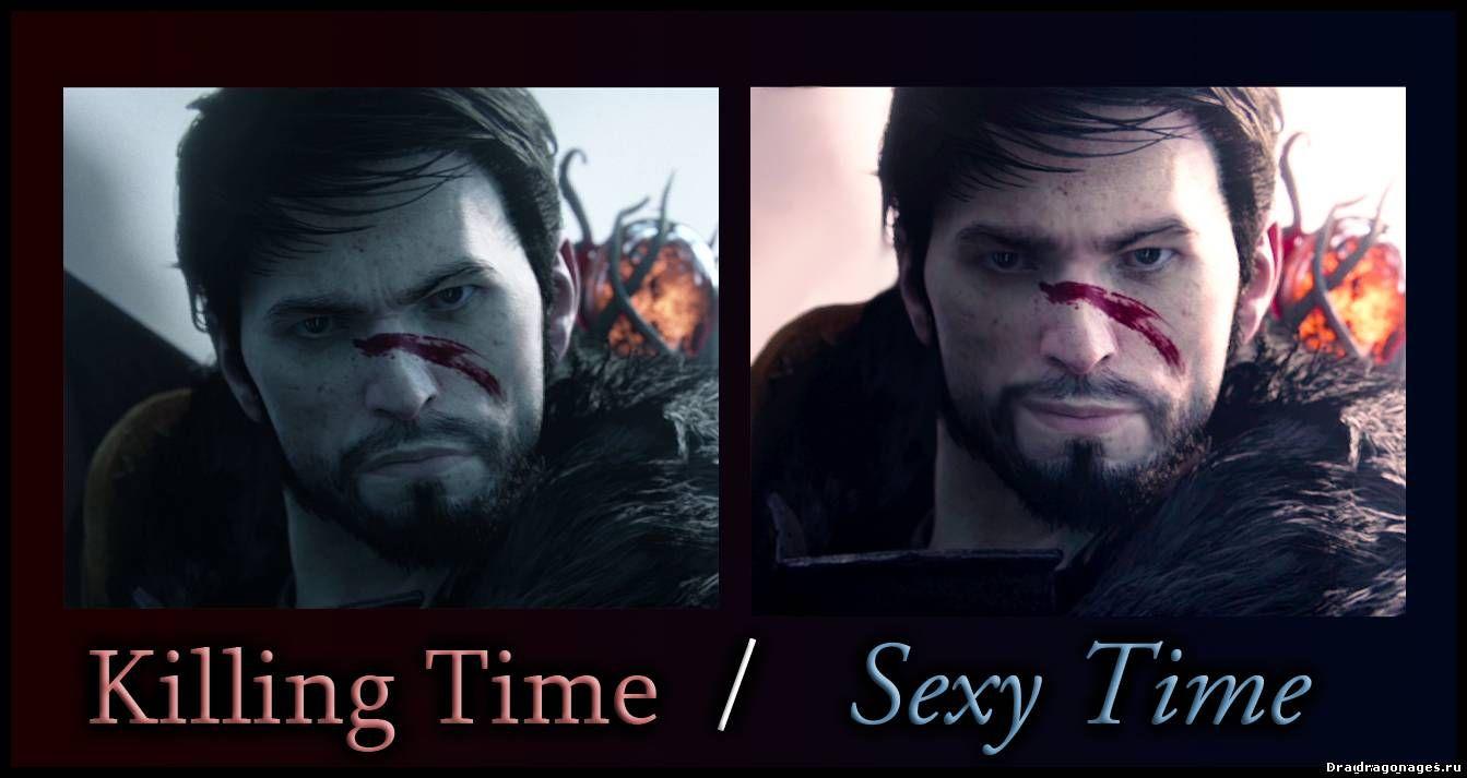 Гаррет Хоук теперь в Dragon Age: Origins, превью