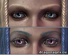 новые красивые цветные брови, превью
