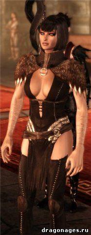 Новое темное снаряжение в Dragon Age: Origin, превью