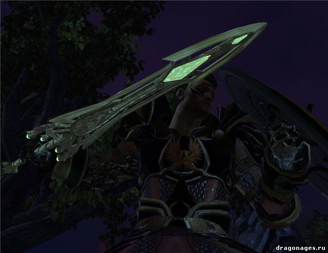 Три новых уникальных меча, превью