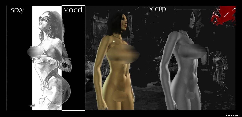 Dragon age origins nude skin armor nackt picture