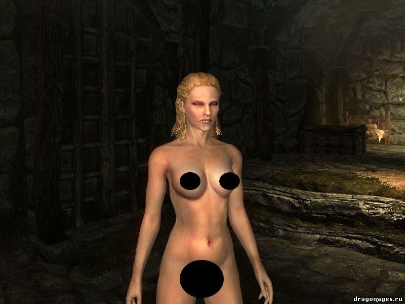 Nude Females (18+)