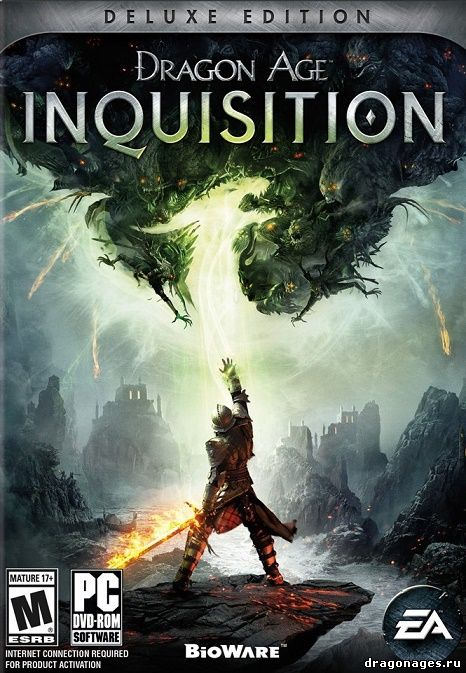 Dragon Age: Inquisition - Digital Deluxe Edition, превью
