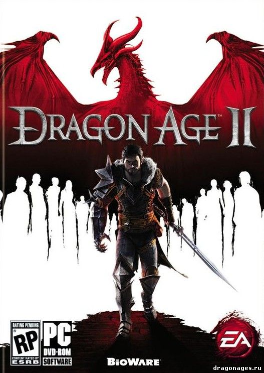 Dragon Age 2, превью