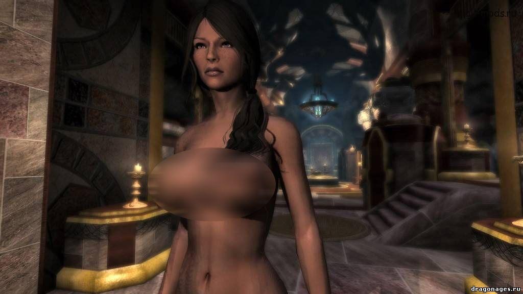 Сексуальные лица для Skyrim, превью